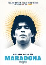 Maradona sales poster